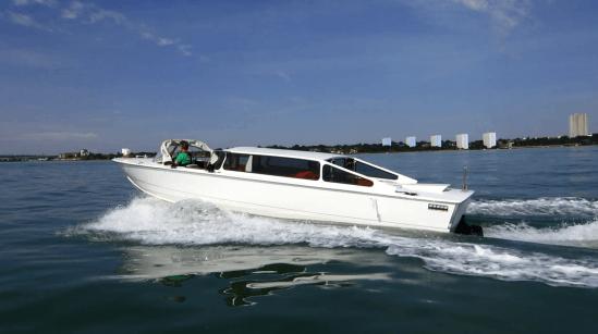 """""""GS YUASA"""" ličio jonų akumuliatoriai bus naudojami Venecijos vandens taksi projekte"""