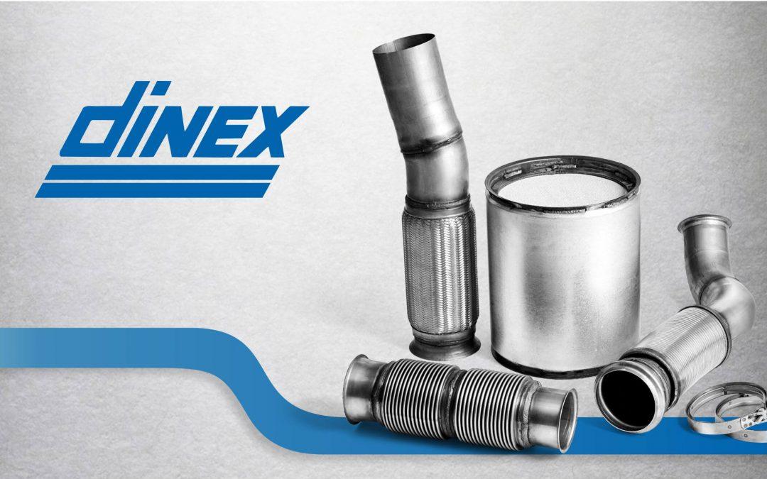 """Dinex proveržis su """"Euro 6"""" dalelių filtrais"""