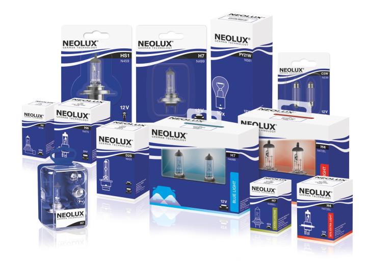 neolux lemputės