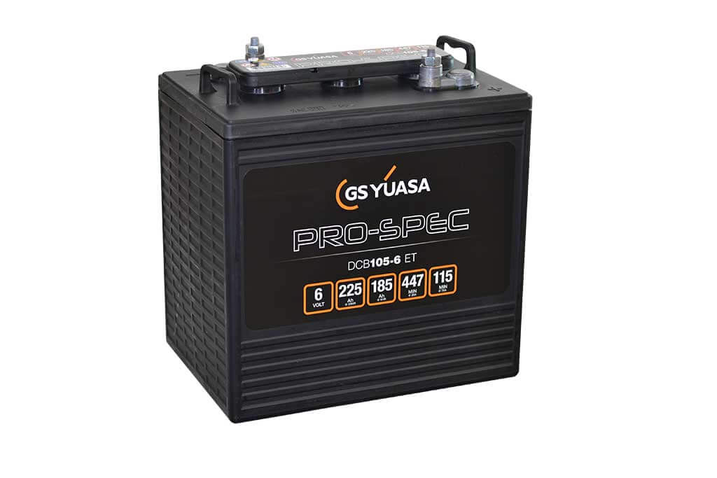 Yuasa DCB105-6(ET) ProSpec