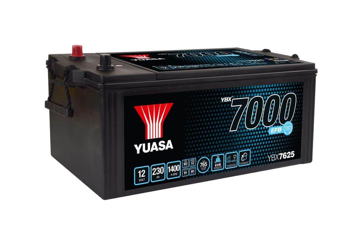 Yuasa YBX7625