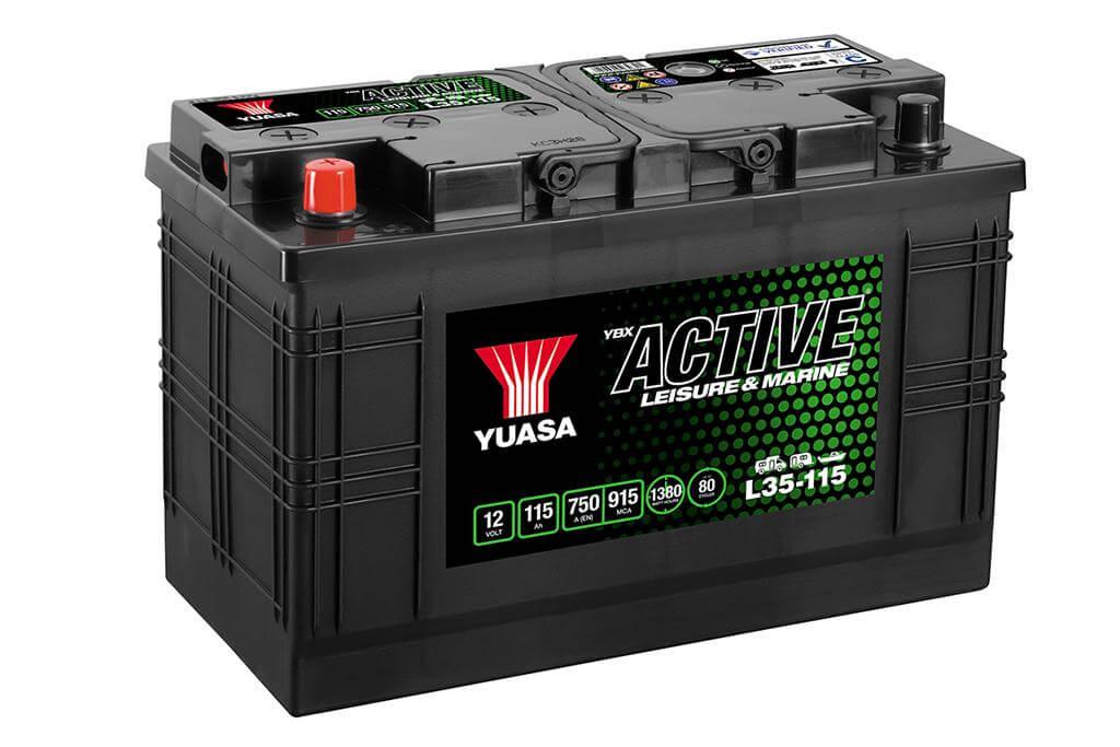 Yuasa YBXL35R-115