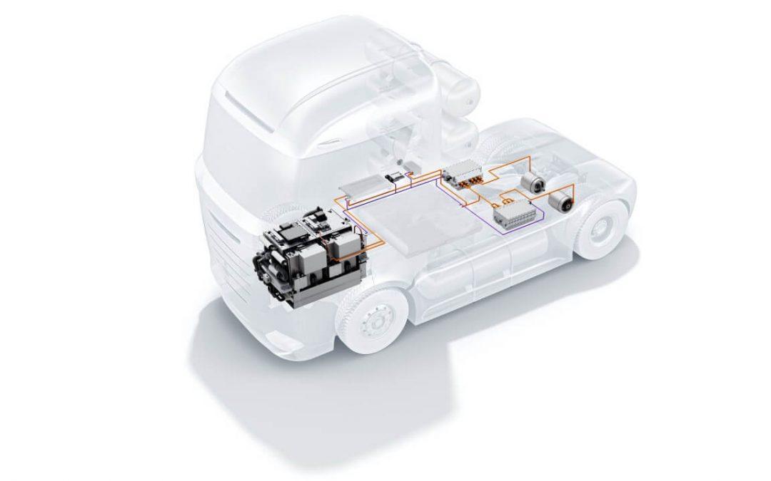 Bosch: ateities mobilumui reikia kuro elementų